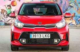 小车市场竞争激烈,2021款起亚Picanto海外上市