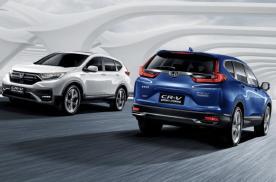 CR-V销量超过哈弗H6,SUV市场发生了什么,混动竟成胜负