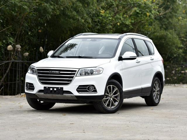4月份汽车销量排行_4月份SUV销量排行榜,长城第一无可撼动!前五自主品