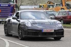 保时捷911 Turbo S将达到620马力