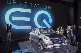 面对特斯拉,奔驰EQ车系还有未来吗?