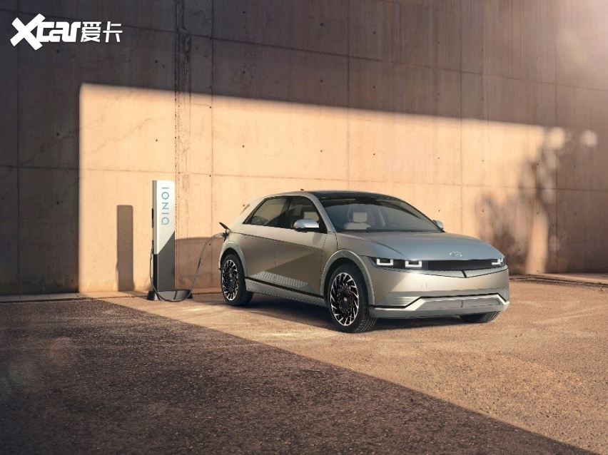 IONIQ(艾尼氪) 5全球首秀,现代汽车发力电气化