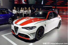 阿尔法罗密欧Giulia GTA有望6月24日亮相 限量提供