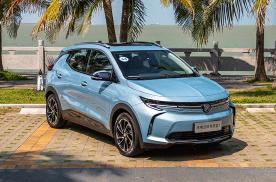 别克的首台纯电动SUV究竟实力如何?试驾体验微蓝7