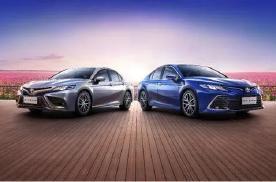 丰田凯美瑞中期改款!加量不加价,17.98万起售