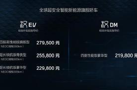 创21项之最,新能源旗舰轿车汉正式上市
