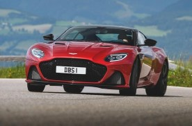 阿斯顿·马丁将推出纯电版车型 预计2025年问世