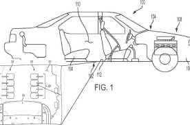 通用汽车又申请新专利 后排地板增加足底按摩系统