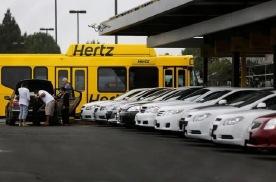 Hertz破产之路