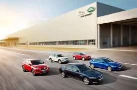 捷豹路虎5月销量同比环比双双上涨,国产车型占比过半