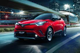 年轻运动,定位小型SUV的丰田奕泽IZOA,是你钟意的车吗