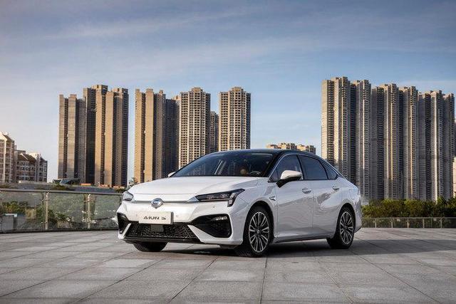 AION S新增车型上市 售17.28万元起