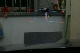 迈乐凯小严20款奔驰GLE450改装HUD抬头显示效果