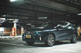 科技配置再升级,动态表现好过某日系B级车 试驾VV7科技版