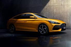 名爵全新轿车官图发布 解析名爵5与品牌全新设计语言