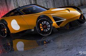 全新日产400Z曝光,马力或超400匹,直逼丰田Supra