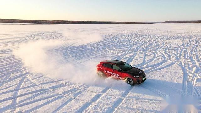 VV7 PHEV系列驭冰踏雪,尽展科技旗舰实力担当