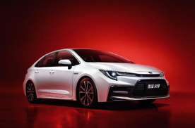 新款丰田雷凌开启预售 新增1.5L车型