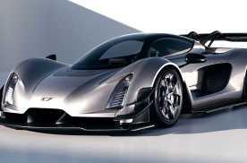 小排V8配混动,限量打造80台,Czinger 21C量产版发布