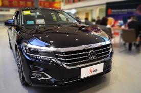 探店大众帕萨特丨重新碰撞后,新款车型能否重回头部市场?