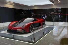 中国人自己的超跑 2021上海车展红旗S9量产版正式发布
