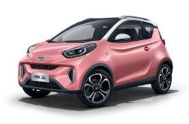 别再说微型电动车廉价 你都不知道奇瑞eQ1有多么强大