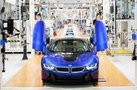 宝马i8正式停产,下一代电气化车型即将亮相