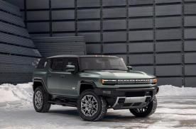 悍马发布首款纯电动SUV,外形粗犷,或将2023年正式上市