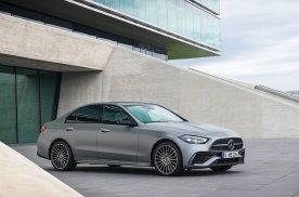 全新一代奔驰C级发布,国产长轴版年内上市