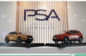 PSA第三季度营收下滑0.8%,汽车业务同比增长1.2%