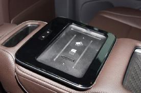 花个一万多改后排扶手马鞍屏幕值吗?20款奔驰GLS450加规
