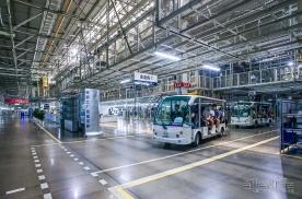 现代技术造就高品质现代汽车 北京现代杨镇工厂探访之旅