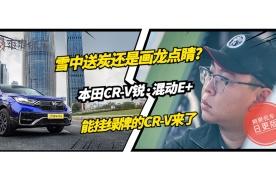 为什么本田CR-V这么安静?原来是绿牌