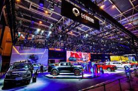 爆款云集 slay全场 长城汽车惊艳亮相2020北京车展