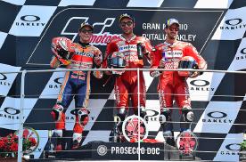 2021赛季MotoGP,Petrucci将离开杜卡迪车队