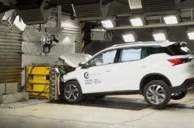2021年新一批C-NCAP成绩公布,传祺GS4获五星成绩