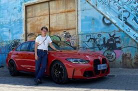最强直六,标配碳顶,驾驶乐趣yyds,全新BMW M3