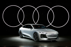 一汽奥迪携26款重磅车型强势登陆2021上海车展