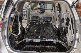 改善噪音问题,台州慧声丰田普瑞维亚汽车隔音改装大麦、STP