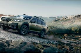 SUV鼎力之作,新款斯巴鲁傲虎有的不仅是成熟范儿