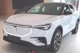 熊猫说车 纯电SUV天际ME7,不止是屏多多,外观配置都出色