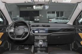 8.38万的帝豪GL,配备8.0液晶屏+倒车影像,家用的首选