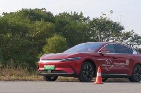 康康侃车|比亚迪汉EV加速性能实测,官宣3.9S、真的能跑到