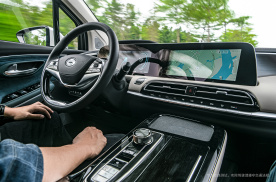 L3自动驾驶路试视频发布,埃安LX实现真正脱手脱脚