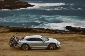 保时捷第二款电动车TaycanCross Turismo发布