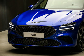 全新捷尼赛思G70发布,人车交互体验提升