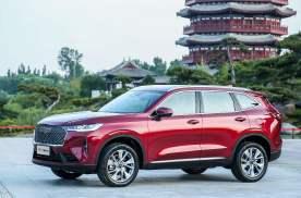 9月SUV销量排行榜:哈弗H6热卖,CR-V领衔本田三款上榜