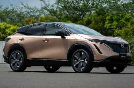 【菲常快讯】#进击的号角 日产全新纯电SUV Ariya#