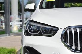 宝马X1以价换量,21w左右就能入手,与CR-V抢市场