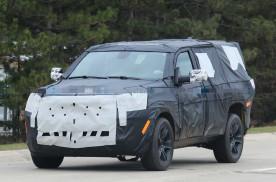 SUV鼻祖 Jeep复活大瓦格尼谍照曝光 更多细节即将公布
